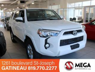Used 2019 Toyota 4Runner 4WD for sale in Gatineau, QC