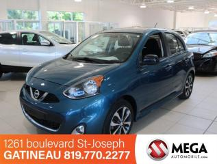 Used 2015 Nissan Micra SR for sale in Gatineau, QC