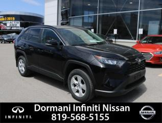 Used 2019 Toyota RAV4 LE for sale in Gatineau, QC