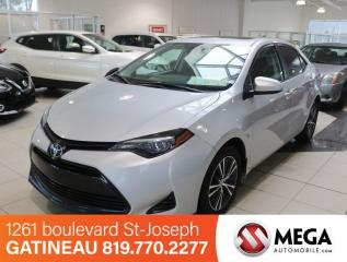 Used 2019 Toyota Corolla LE for sale in Gatineau, QC