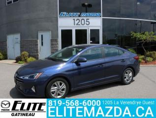 Used 2019 Hyundai Elantra Preferred for sale in Gatineau, QC