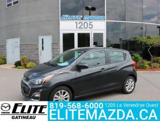 Used 2019 Chevrolet Spark LT for sale in Gatineau, QC