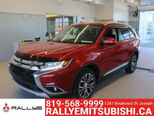 Used 2016 Mitsubishi Outlander ES PREMIUM for sale in Gatineau, QC