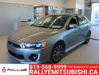 Used 2016 Mitsubishi Lancer Sportback ES for sale in Gatineau, QC
