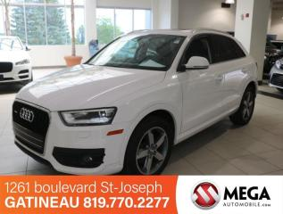 Used 2015 Audi Q3 TFSI QUATTRO for sale in Gatineau, QC