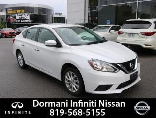 Used 2019 Nissan Sentra SV ROOF for sale in Gatineau, QC