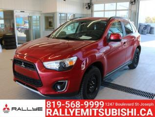 Used 2015 Mitsubishi RVR GT for sale in Gatineau, QC