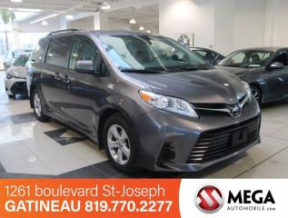 Used 2020 Toyota Sienna LE for sale in Gatineau, QC