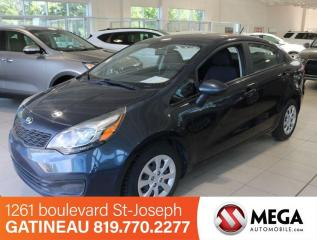 Used 2015 Kia Rio GDI for sale in Gatineau, QC