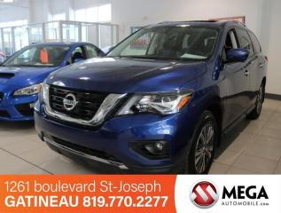 Used 2019 Nissan Pathfinder SL 4WD for sale in Gatineau, QC
