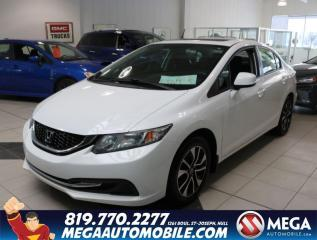Used 2013 Honda Civic EX for sale in Gatineau, QC