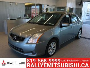 Used 2011 Nissan Sentra for sale in Gatineau, QC