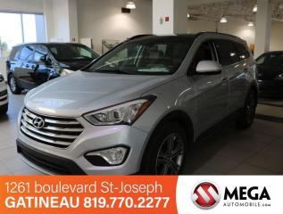 Used 2015 Hyundai Santa Fe XL LTD AWD for sale in Gatineau, QC