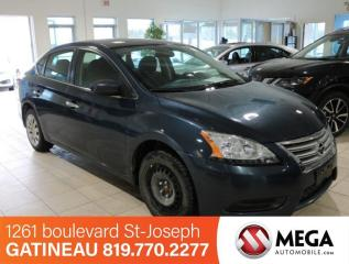Used 2015 Nissan Sentra S for sale in Gatineau, QC