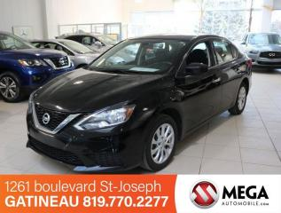 Used 2017 Nissan Sentra SV for sale in Gatineau, QC