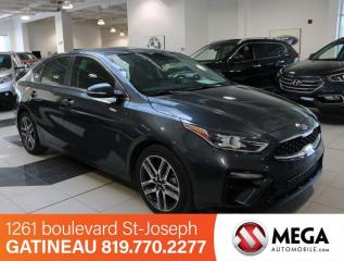 Used 2019 Kia Forte EX for sale in Gatineau, QC