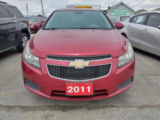 Used 2011 Chevrolet Cruze LT Turbo w/1SA for sale in Oshawa, ON