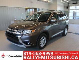 Used 2017 Mitsubishi Outlander SE for sale in Gatineau, QC