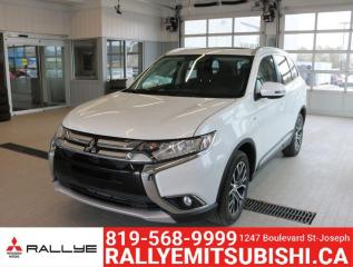 Used 2016 Mitsubishi Outlander SE for sale in Gatineau, QC