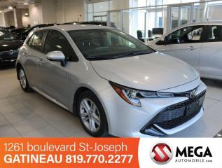 Used 2019 Toyota Corolla SE H.B. for sale in Gatineau, QC