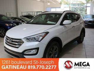 Used 2015 Hyundai Santa Fe Sport AWD for sale in Gatineau, QC