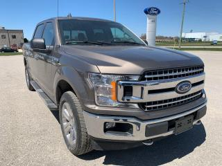 Used 2018 Ford F-150 XTR Chrome | Navi | Bluetooth for sale in Harriston, ON