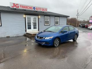 Used 2014 Honda Civic EX for sale in Millbrook, NS