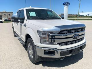 Used 2018 Ford F-150 Lariat Chrome | 4X4 | NAVI | Heated Seats for sale in Harriston, ON