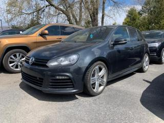 Used 2013 Volkswagen Golf R AWD 256 HP *M6 for sale in St-Hubert, QC