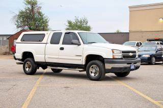Used 2007 Chevrolet Silverado 2500 for sale in Brampton, ON