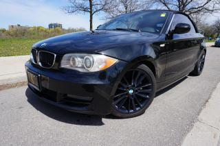 Used 2011 BMW 1 Series 128i CABRIOLET / NO ACCIDENTS / M SPORT / STUNNING for sale in Etobicoke, ON