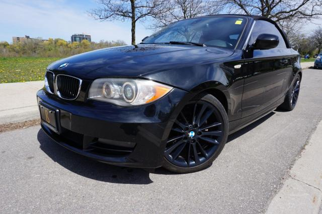 2011 BMW 1 Series 128i CABRIOLET / NO ACCIDENTS / M SPORT / STUNNING