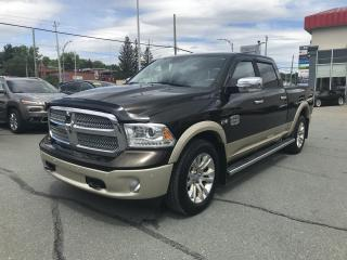 Used 2014 RAM 1500 Longhorn cabine d équipe 4RM 149 po for sale in Sherbrooke, QC