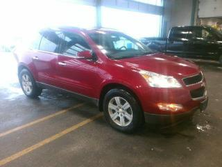 Used 2012 Chevrolet Traverse 2LT-AWD-7PASS-QUAD SEATING-PWR SEAT for sale in Tilbury, ON