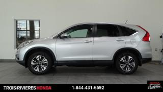 Used 2016 Honda CR-V SE + GARANTIE 4/100+ BLUETOOTH + MAGS ! for sale in Trois-Rivières, QC