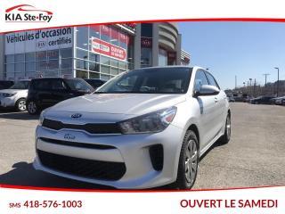 Used 2018 Kia Rio5 LX *VOLANT CHAUFFANT* CAMERA* for sale in Québec, QC