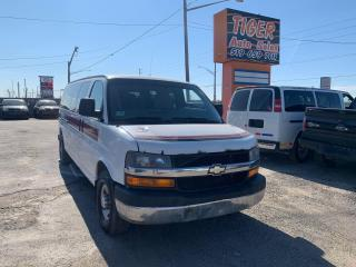 Used 2013 Chevrolet Express **9 PASSENGER VAN**LUXURY SEATS** for sale in London, ON