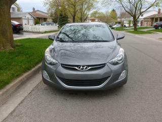 Used 2012 Hyundai Elantra GLS for sale in Weston, ON