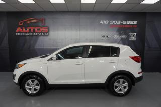 Used 2015 Kia Sportage LX AWD AUTO MAGS BLUETOOTH SIÈGES 71 705 KM !! for sale in Lévis, QC
