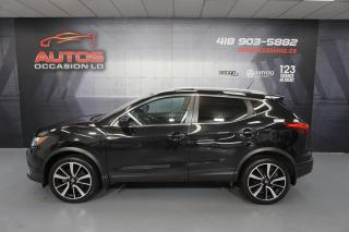 Used 2018 Nissan Qashqai SL AWD CUIR TOIT OUVRANT GPS NAV CAMERA 25 680 KM for sale in Lévis, QC