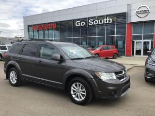 Used 2017 Dodge Journey SXT, NAVIGATION, DVD, REMOTE STARTER for sale in Edmonton, AB