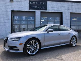Used 2016 Audi A7 3.0t Technik S-Line for sale in Guelph, ON