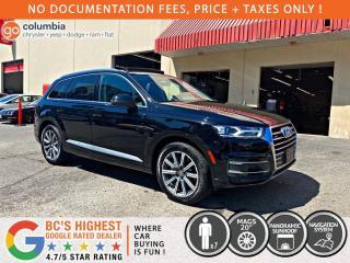 Used 2019 Audi Q7 PROGRESSIV for sale in Richmond, BC