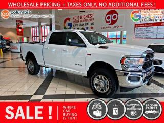 Used 2019 RAM 2500 Big Horn 6.4L Short Box for sale in Richmond, BC