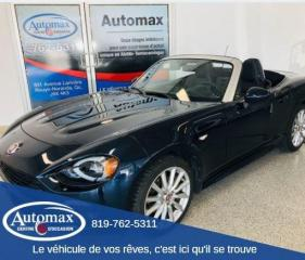 Used 2019 Fiat 124 Spider Lusso for sale in Rouyn-Noranda, QC