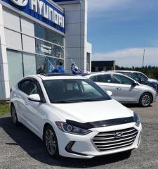Used 2017 Hyundai Elantra 4dr Sdn Auto GLS for sale in Matane, QC