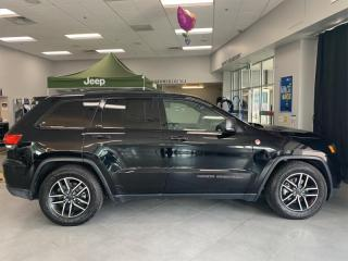 Used 2019 Jeep Grand Cherokee Trailhawk for sale in Winnipeg, MB