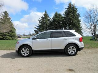 Used 2013 Ford Edge SEL 4 Cylinder for sale in Thornton, ON