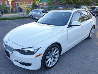 Used 2013 BMW 3 Series 320i xDrive for sale in Brampton, ON