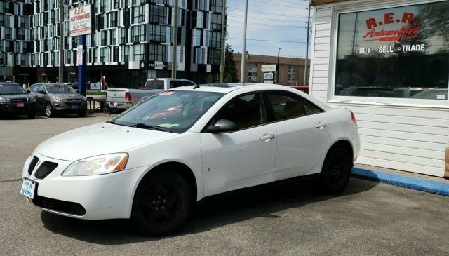2009 Pontiac G6 SE